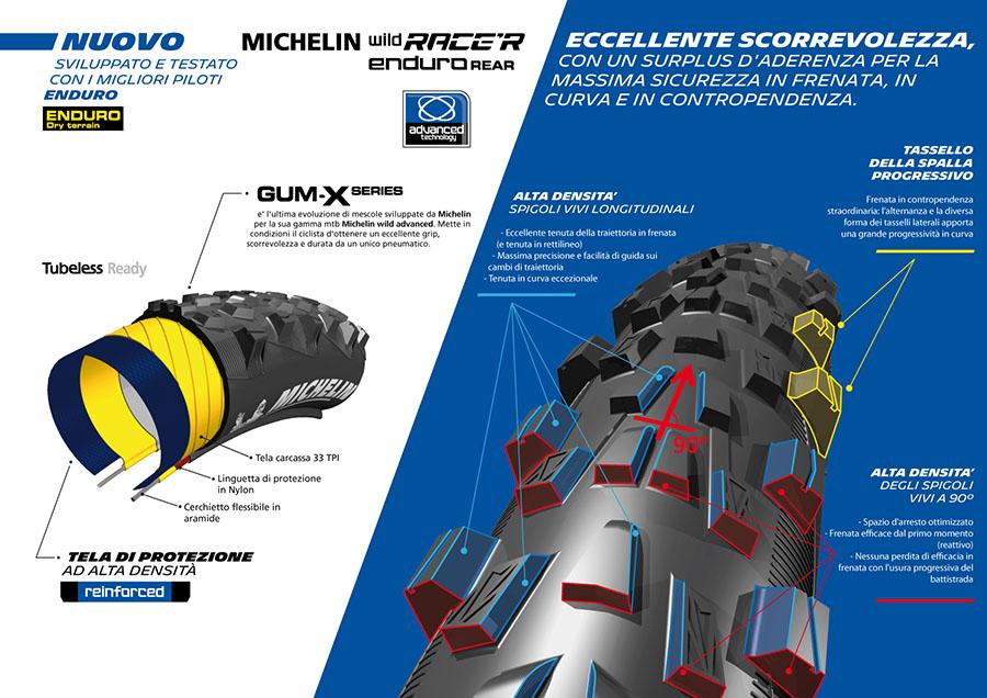 MICHELIN Wild Race'R Enduro Rear (2)