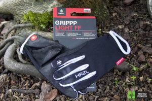Test guanti HIRZL GRIPPP LIGHT FF in pelle di canguro