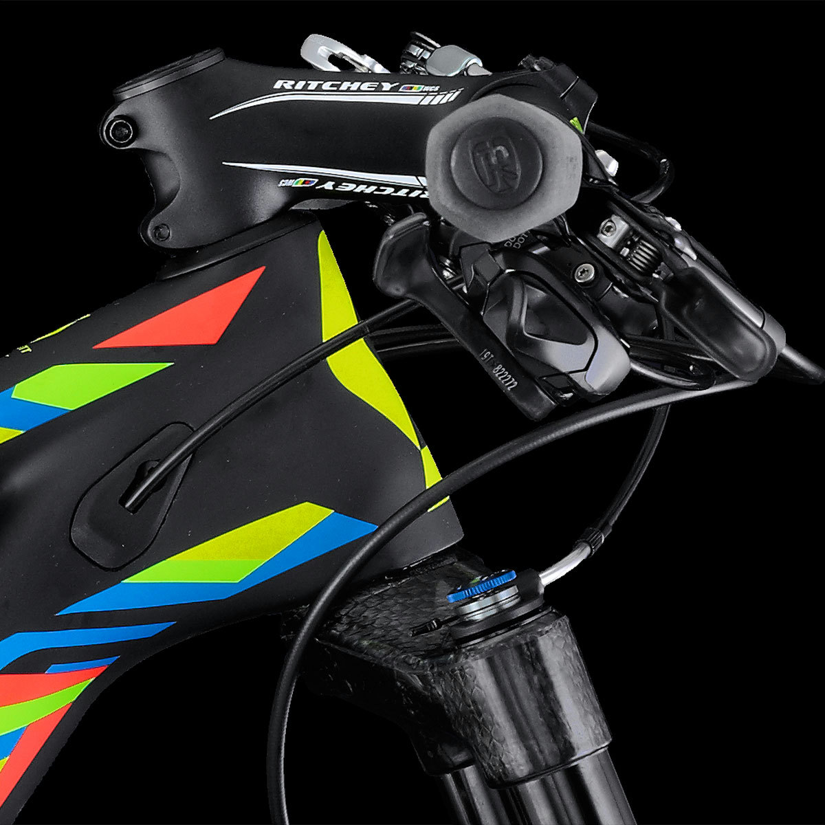 Spark RC 900 Worldcup Rio Edition_Close up image_2016_BIKE_SCOTT Sports_03