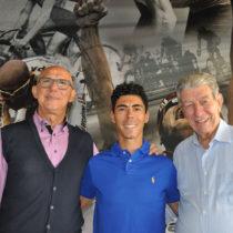Il team Bianchi Countervail ingaggia Fontana