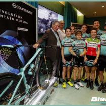 Il team Bianchi Countervail riparte con Marco Fontana