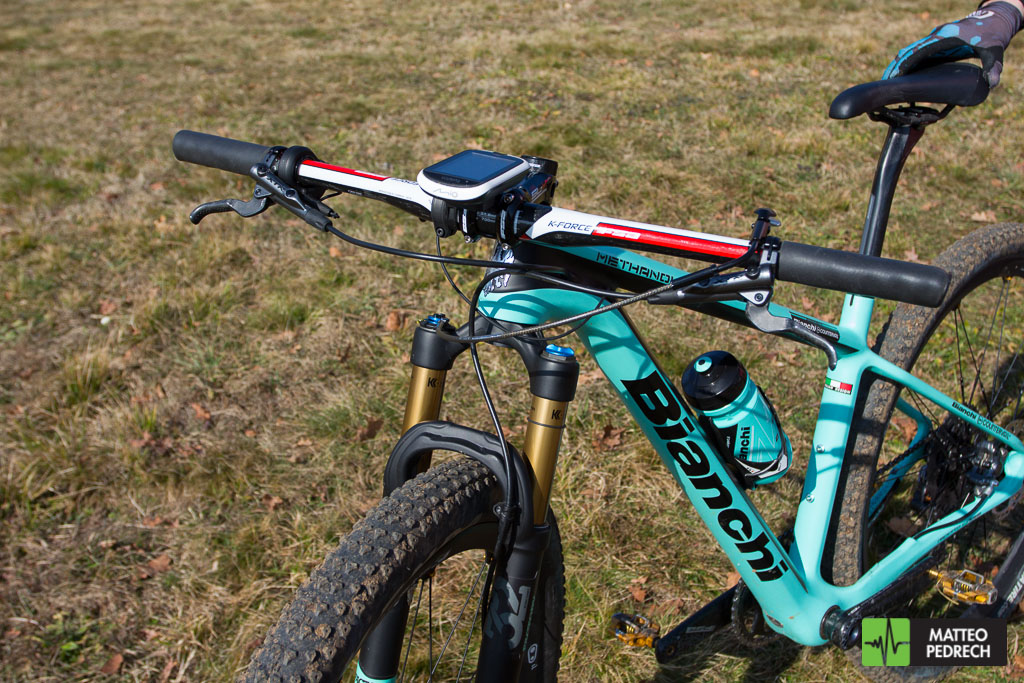 Bike Check - la Bianchi Methanol di Marco Aurelio Fontana - MTBTech.it