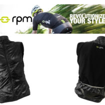 RPM CYCLING LANCIA IL NUOVO GILET AIR