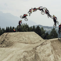 Rogatkin vince anche il Crankworx di Innsbruck