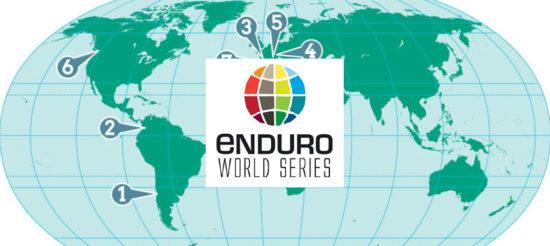 Calendario EWS 2018 – Enduro World series