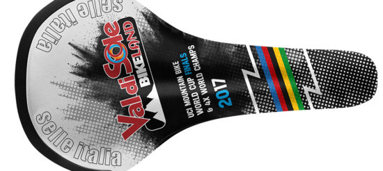 Selle Italia NEPAL special edition UCI MTB World Cup Finals
