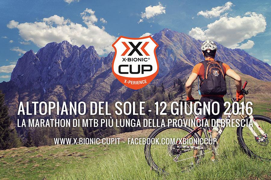 X-BIONIC CUP X-PERIENCE, la nuova marathon!