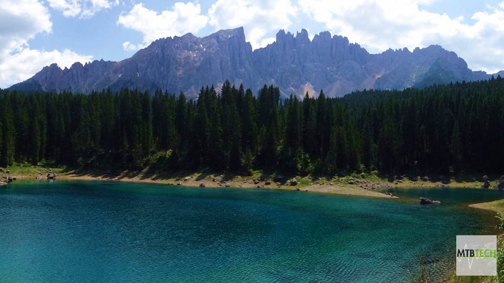 Giro del Latemar e Lago di Carezza