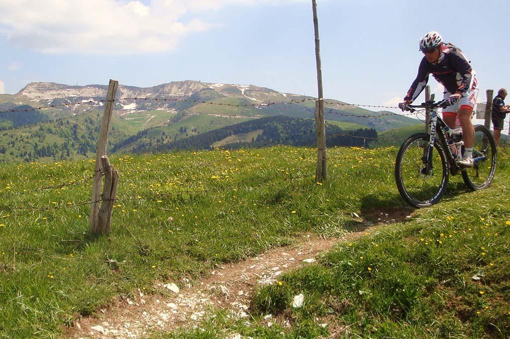 Il sentiero 20 del Monte Grappa