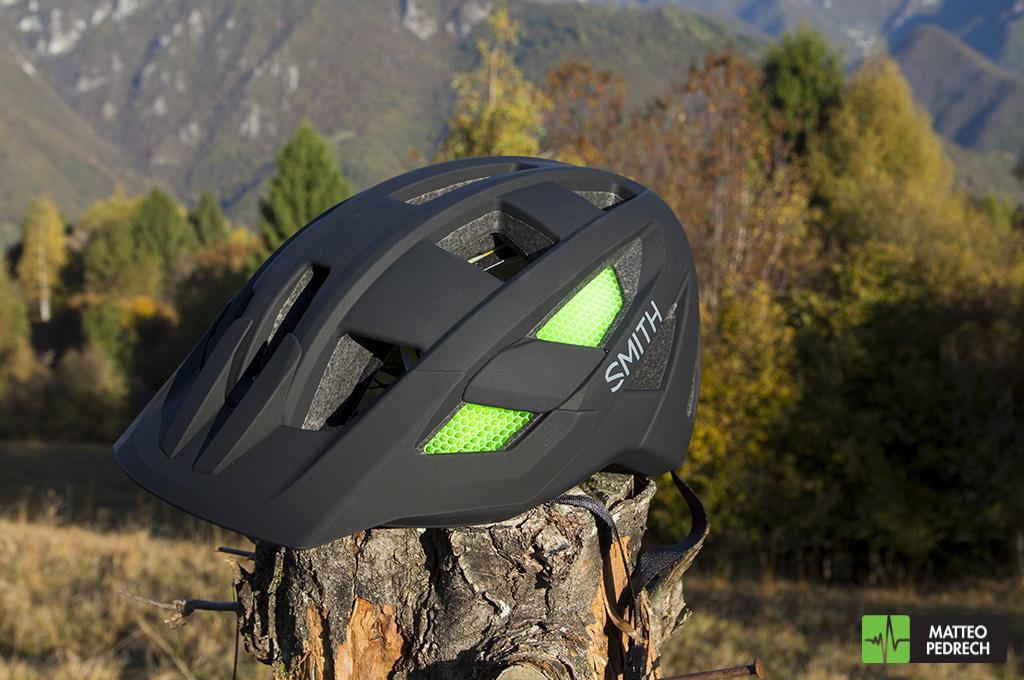 Test casco SMITH ROVER Mips 2017
