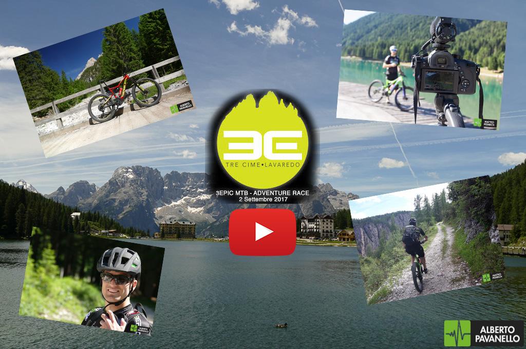3Epic 2017 – La prova del percorso simbolo delle Dolomiti