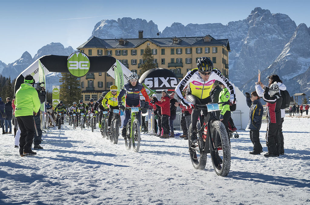 3Epic Winter Ride 2018, nuova formula più divertimento!