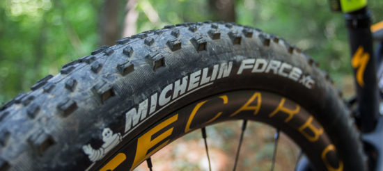 Test gomme MICHELIN FORCE XC