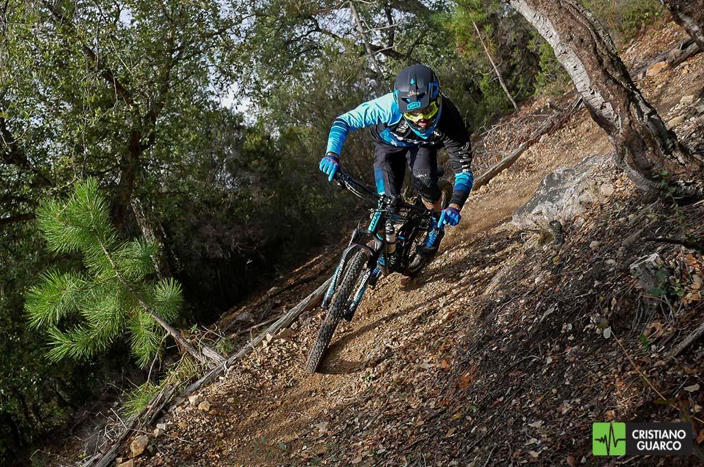 "Bike Check – La GIANT REIGN di Giacomo ""Jack"" Dodino"