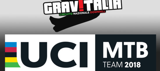 UCI Mountainbike Team Gravitalia Squadra Corse 2018