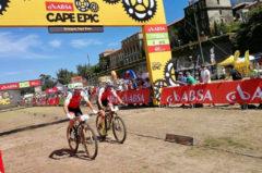 Il Team Centurion Vaude già in testa alla Cape Epic 2018