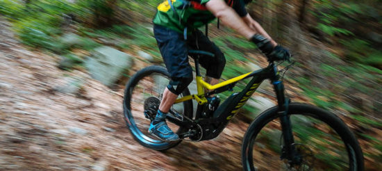 TEST CANYON SPECTRAL:ON 8.0 2018