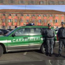 Carabinieri di Finale Ligure: shuttle sanzionati, maxi controlli ai bikers