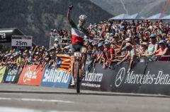 MTB Wolrd Cup Andorra – L'Italia davanti a tutti!