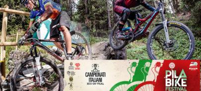PILA BIKE FESTIVAL, il palcoscenico dei Campionati Italiani di Mountain Bike 2018