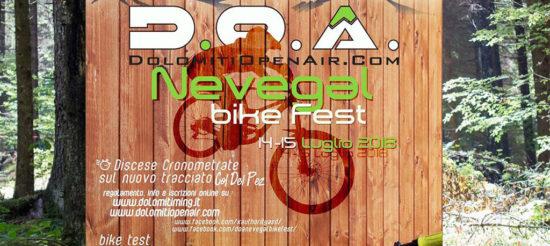 DOA 2018 – Nevegàl Gravity MTB Fest – 14-15 luglio 2018