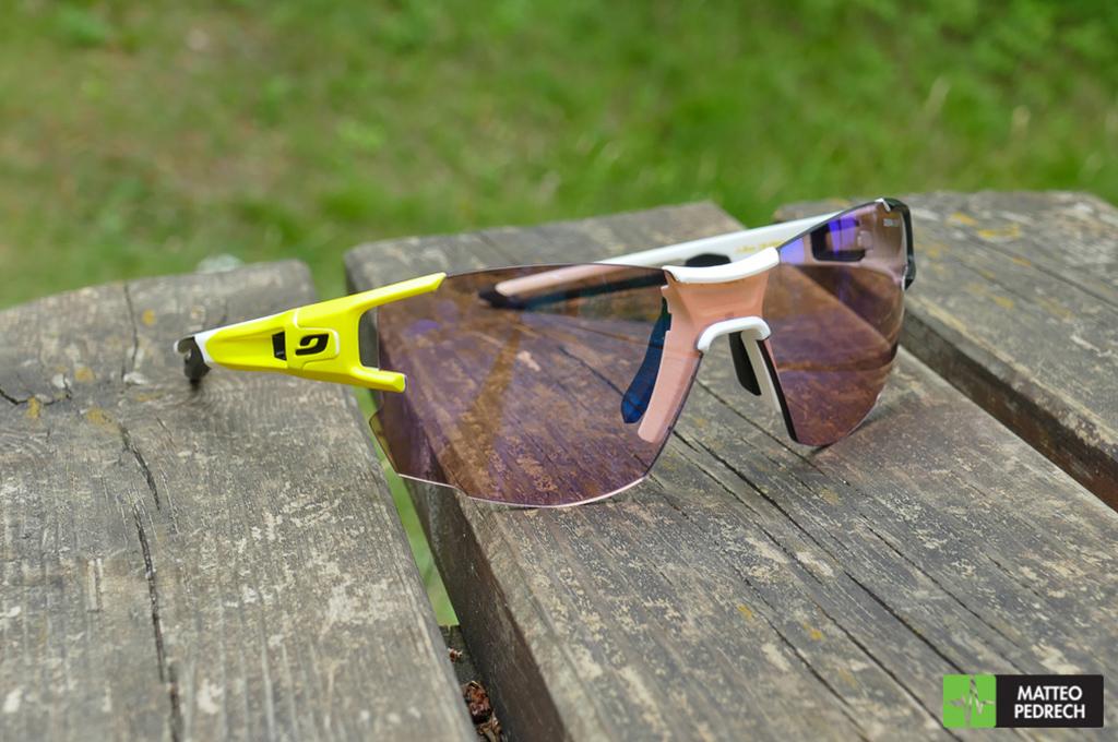 TEST occhiali JULBO Aero Pro Team