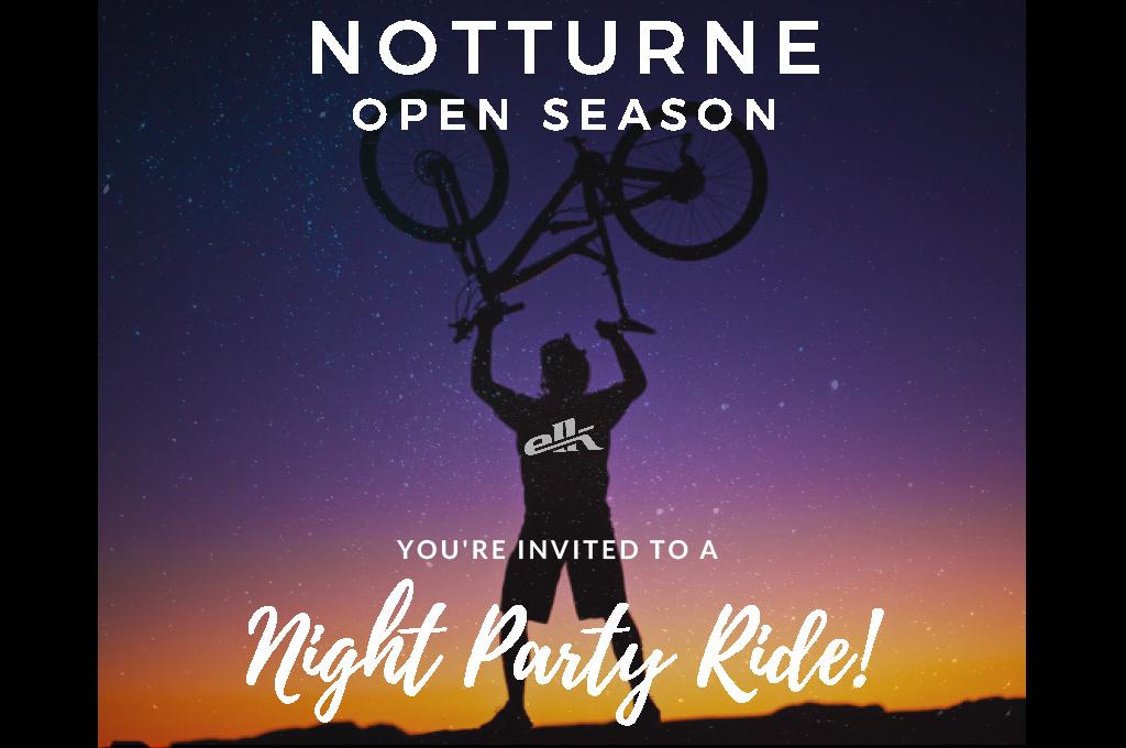 NIGHT PARTY RIDE! – venerdì 5 ottobre