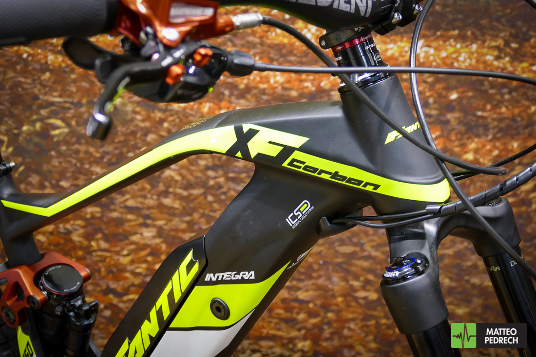 FANTIC XF1 Integra Carbon One