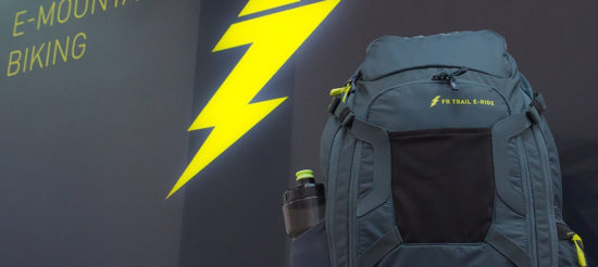 EVOC FR TRAIL E-RIDE: il nuovo zaino per gli E-riders!