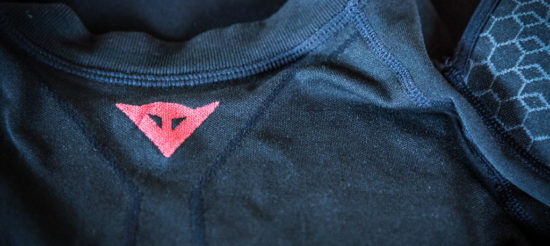 TEST: DAINESE Trailknit Pro Armor Tee & Trailknit Pro Armor Shorts