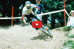 World Cup downhill NEVEGAL 1996