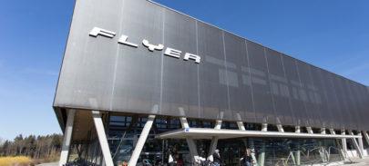 Visita a FLYER, produttori di ebike dal 1995