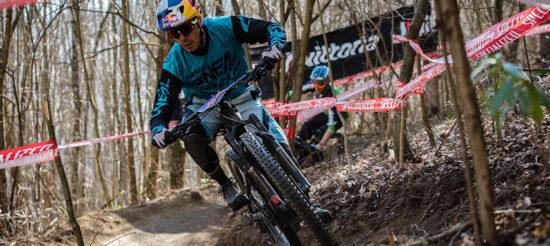 Marco Aurelio Fontana riparte dallo Skills Event e-Enduro a Rocchetta Belbo