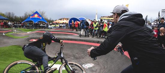 Giacomo Fantoni conquista la Red Bull Pump Track World Championship  di Lainate!