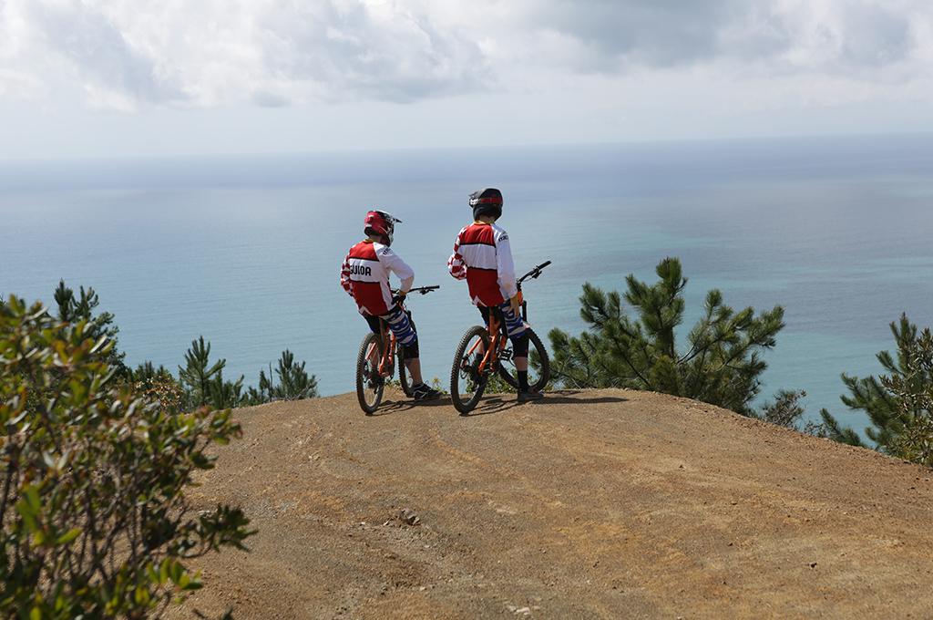 VIDEO – BIKE STORM sui trail di Sestri Levante