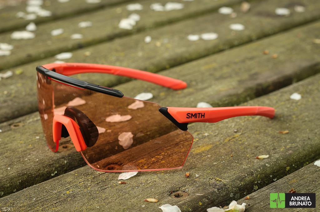 TEST occhiali SMITH RUCKUS