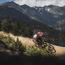 RACE INSIDER – DH World Cup a Vallnord con Loris Revelli