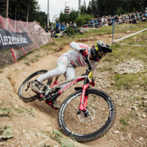 Lo spettacolo della UCI MTB World Cup a Lenzerheide