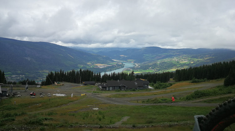 La vostra Posta! – Vacanze al bike park Hafjell, Norvegia (Andrea da Alano di Piave BL)