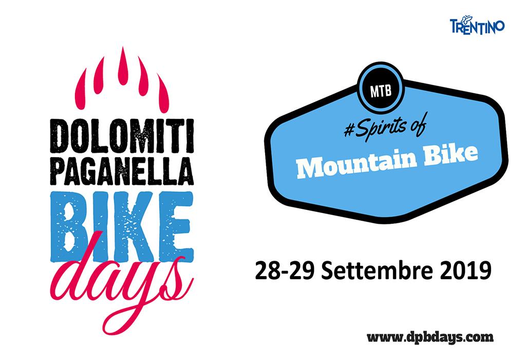 PROGRAMMA Dolomiti Paganella Bike Days 2019