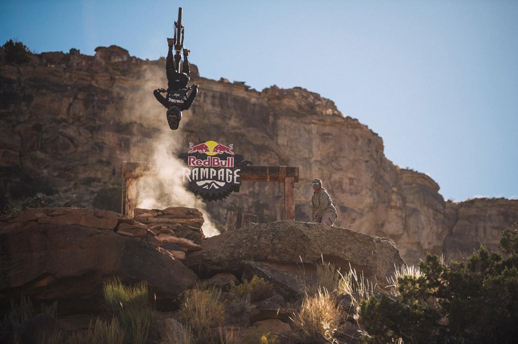 Red Bull Rampage 2019 – Tripletta di Brandon Semenuk