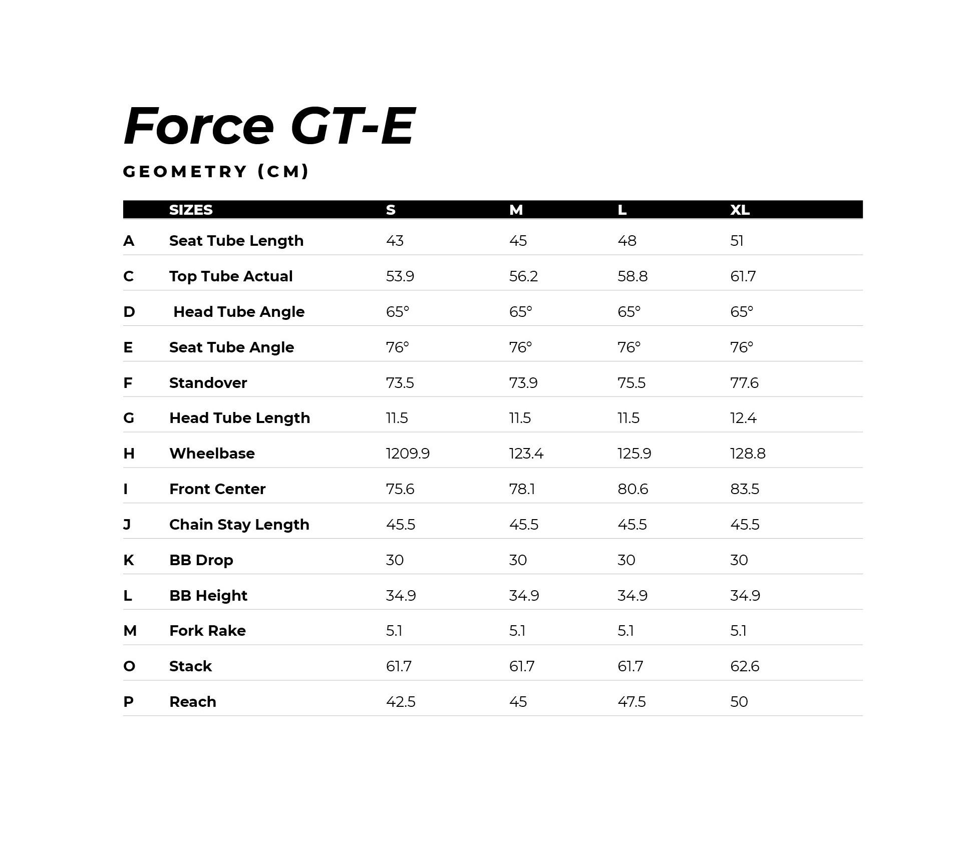 GT Force GT-E