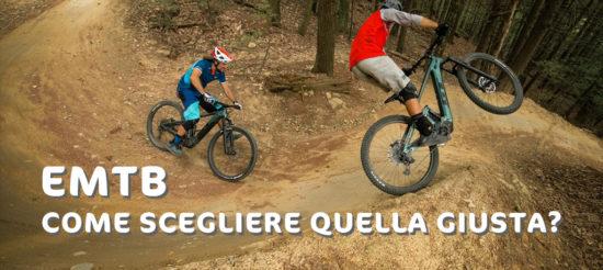 E-MTB: come scegliere la bici elettrica giusta