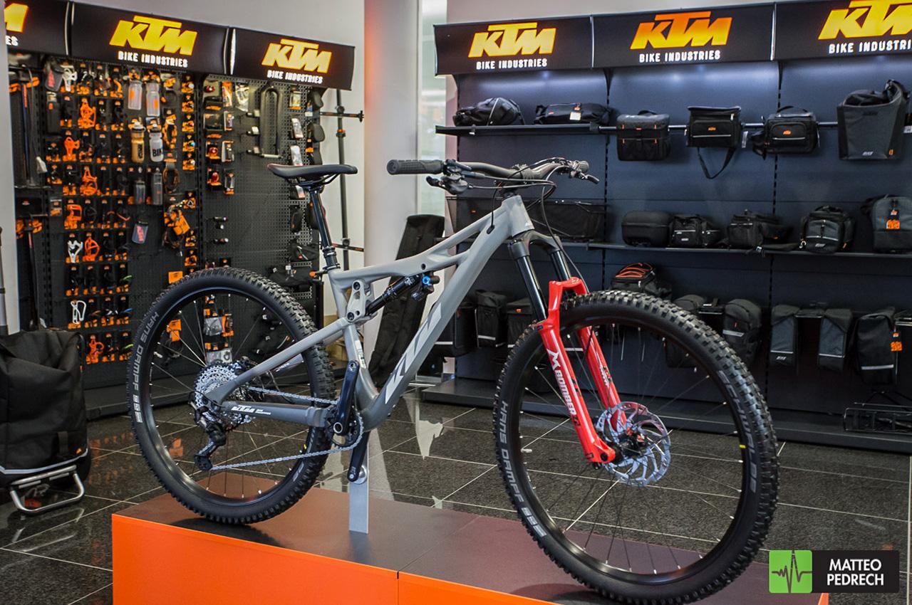 Visita a KTM Bike Industries: come nasce una bici KTM