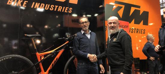 TEAM KTM PROTEK DAMA: confermate le bici 2020
