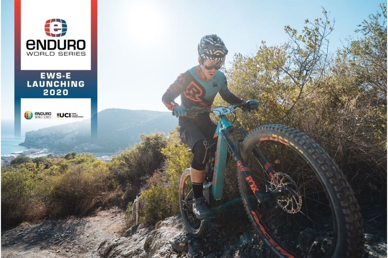 Enduro World Series Electric 2020 a Finale Ligure