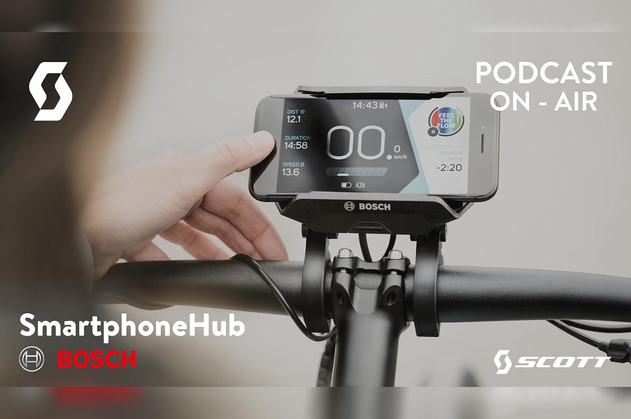 Come sfruttare le app Bosch e Shimano della vostra e-bike con lo smartphone