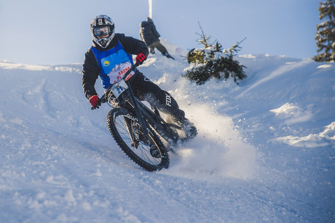 Winter Downhill a Pescocostanzo, tutti pronti per la gara sulla neve!