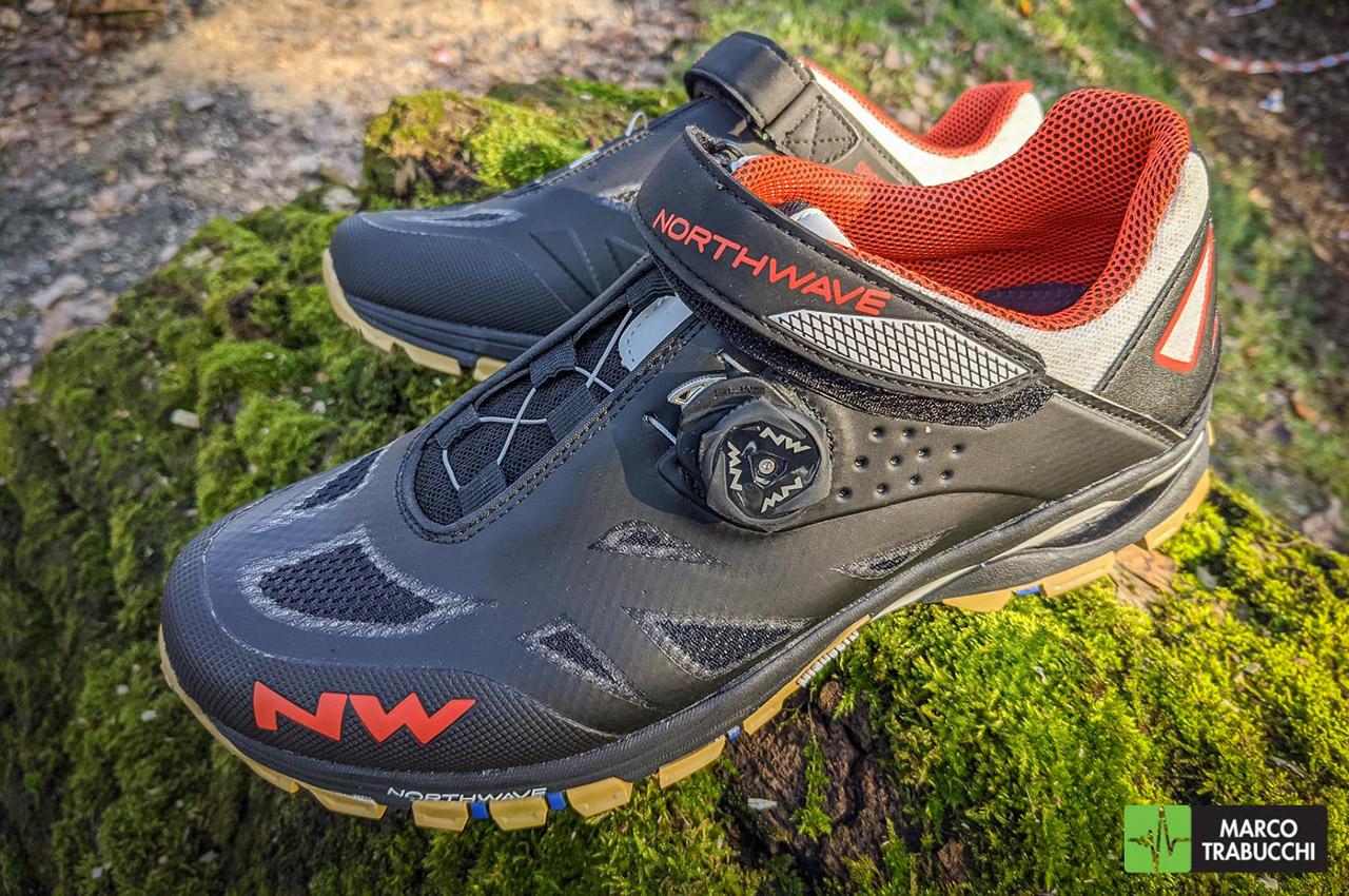 TEST scarpe Northwave Spider Plus 2: quando il contatto è tutto (anche sul terreno)