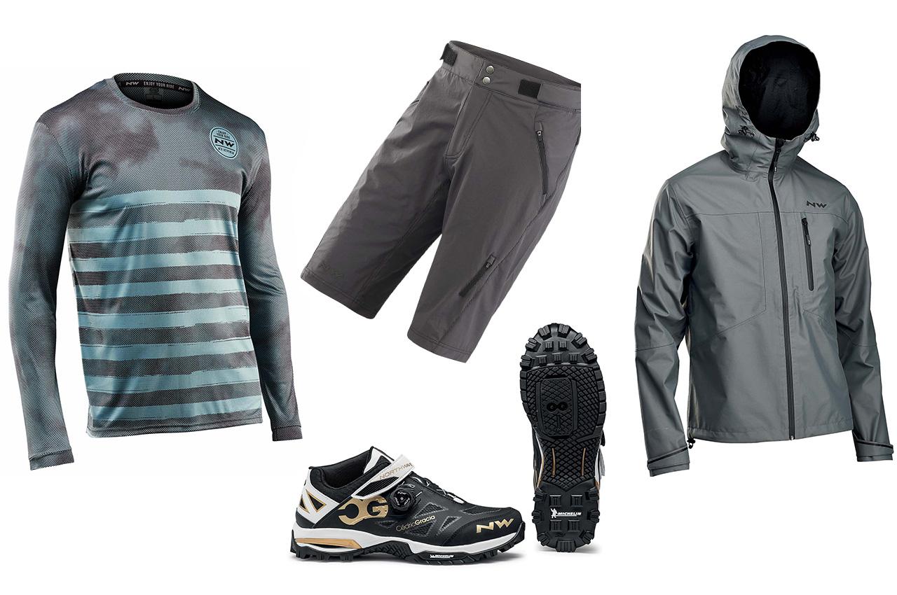 NORTHWAVE presenta l'abbigliamento MTB per le mezze stagioni